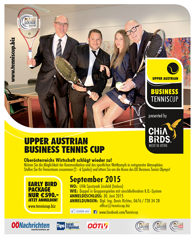 Upper Austrian Business Tennis Cup 2015