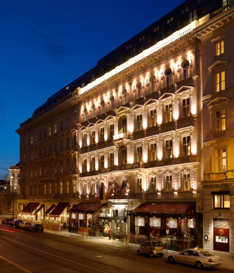 hotel sacher planet lounge radio travel