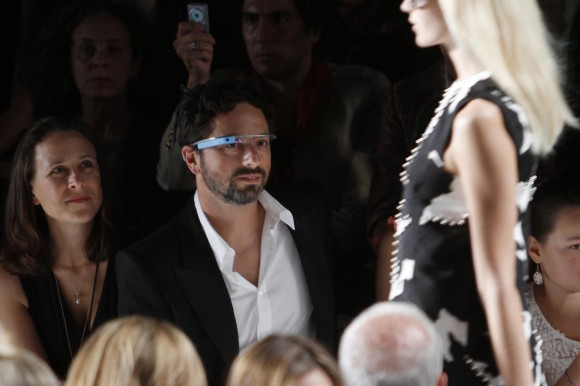 planet lounge creative Google-founder-Sergey-Brin-right-and-a-woman-believed-to-be-his-wife-Anne-Wojci
