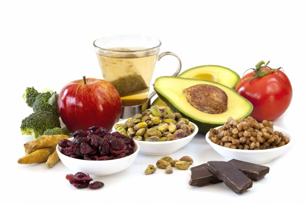 Chia Seeds healthy-foods-medley-16314809